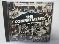 THE COMMITMENTS ~ ORIGINAL MOTION PICTURE SOUNDTRACK ~ 1991 ~ LIKE NEW ~ CD