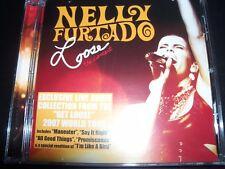 Nelly Furtado Loose The Concert Live (Australia) CD – Like New