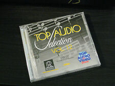 TOP AUDIO Selection vol. 12 audiophile HDCD 2006 Reference Recordings