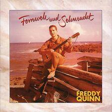Freddy Quinn - Fernweh Und Sehnsucht  8-CD Box Set    Bear Family Records