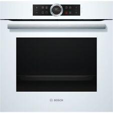 Bosch HBG634BW1 Backofen weiß mit TFT-Display, A+