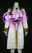 APH Axis powers Hetalia Austria White Uniform Set Cosplay Costume J001
