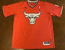 Rare Adidas 2013 Christmas Day NBA Chicago Bulls Derrick Rose Basketball Jersey