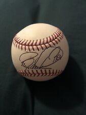 Barry Larkin Hall Of Famer Cincinnati Reds Signed Autographed Baseball