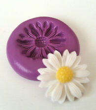 Daisy Flower Silicone Mould 21 mm Sugarcraft Icing Cake Decorate Icing Fondant
