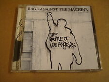 CD / RAGE AGAINST THE MACHINE - THE BATTLE OF LOS ANGELES