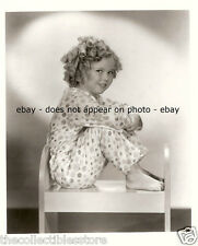 SHIRLEY TEMPLE BLACK HOLLYWOOD MOVIE STAR ACTRESS AMBASSADOR 8 X 10 PHOTO