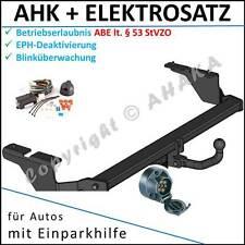 AHK Citroen C5 Kombi 01-08 Anhängerkupplung DPC EPH-Deaktivierung Einparkhilfe