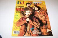 JULY 1993 DJ TIMES music magazine CYPRUS HILL