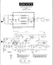 Scott Service Manual per MODEL 312 D