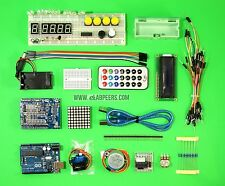 Arudino Starter Kit Inventor Learning Study Kit (Arduino, New, Ship From USA)