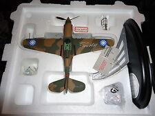 Franklin Mint P-40E Warhawk The Flying Tigers B20B629 Tex Hill Signature LE MIB