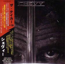 CHEVY The Taker + 16 JAPAN Mini-LP 2CD NWOBHM Dark Star Stratus Gaskin U.K. HM !