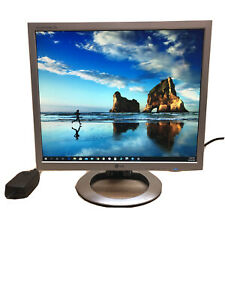 LG Flatron L1970HR Ultra Slim LCD Monitor High End Design VGA DVI 4:3