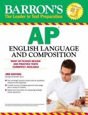 Barron's AP English Language and Composition-ExLibrary