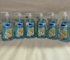 Pack of 6 Dial Coconut Water & Mango Liquid Pump Hydrating Hand Soap 7.5 Oz