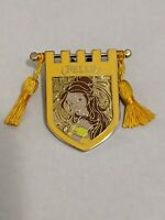 Belle Beauty And The Beast Princess Tapestry Disney Pin Trading
