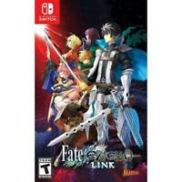 Fate EXTELLA LINK - Nintendo Switch Brand New