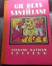 GIL BLAS DE SANTILLANE   ( NATHAN jeunesse )
