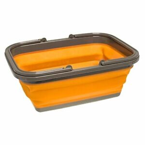 AOB PRODUCTS COMPANY 20-02735 UST FLEXWARE SINK ORANGE
