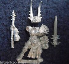 1997 Chaos Sorcerer 2 Citadel Warhammer Army Evil Mage Magic User Magus Wizard
