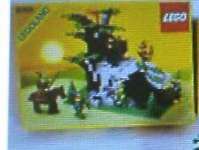 LEGO Robin Hood Forestmen´s - Nr. 6066  - m. Aufbauanleitung -  Vitrinenstück
