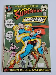 Superman #244, DC, 1971