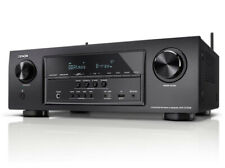 Denon AVR-S720W 7.2 Channel Full 4K Ultra HD AV Reciever w/ Wifi & Bluetooth