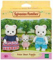 Sylvanian Families - Polar Bear Family (3 Figure Pack)