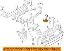 BMW OEM 12-13 X5 Front Bumper-Park Sensor 66209270491