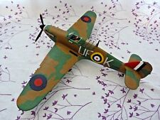 Avion King & Country - Royal Air Force RAF007 Hawker Hurricane MK I UF K version