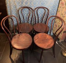 TOP!Thonet Stuhl No.18 Stil  Ein Set 4 Stühle Für 120€