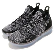 Nike Zoom KD 11 EP Still KD Black Grey Kevin Durant Basketball Shoes AO2605-004
