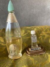 Bourjois & Mornay Scent Bottles