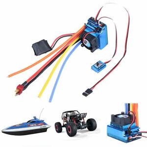 ESC 120A Brushless Motor Elektronische Drehzahlregler w/ Bremse für RC