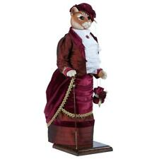 Lady Parr's Cat Collectible doll Designer doll Exclusive Handmade. Luxury Gift.