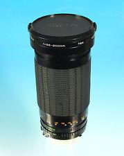 Auto Revuenon MC Zoom 28-200mm / 4-5.6 Objektiv für Nikon AI lens - (80443)