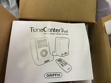 Griffin Tune Center with Remote for IPod