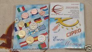 2014 CIPRO 8 monete 3,88 EURO chypre chyprus cyprus zypern fdc UNC Кипр