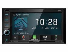 Kenwood DNR4190DABS - 2-DIN GPS sans Conduisez avec Apple Carplay, DAB+