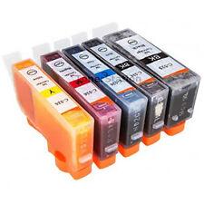5 Ink Cartridge PGI-525 CLI526 For Canon MG5150 MG5250 IP4950 MX885 MX895 5 Ink