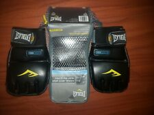 New Everlast EverGel 8 oz Grappling sparring MMA martial arts Gloves size L/XL