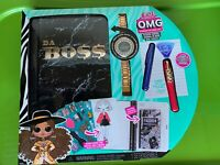 1 LOL Surprise Da Boss OMG Fashion Password Journal Watch Doll Activity Book NEW