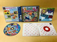 PARAPPA THE RAPPER --- Playstation 1 PS1 Sony Japan game Japanese #204