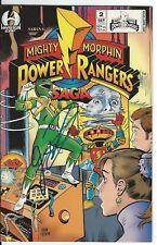 Jason David Frank Signed Saban's Power Rangers Comic Book Issue 2