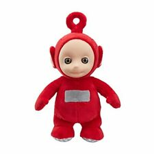 Teletubbies Talking Po Red Soft Toy GAME NEW