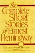 The Complete Short Stories of Ernest Hemingway Finca Vigia Edition BOMC 1987