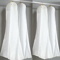 Extra Large Wedding Dress Bridal Gown Garment Breathable Cover Storage Bag New