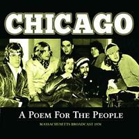 CHICAGO - A POEM FOR THE PEOPLE [CD]