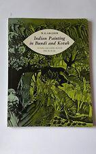 BOOK Indian Painting in Bundi & Kotah, , Rajput Modern Art, V & A Museum 1959